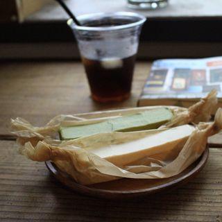 チーズケーキ(花のがっこう)