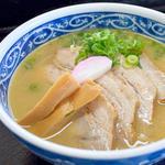 中華蕎麦チャーシュー増(虎龍 (ウドン コタツ))