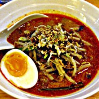 かつぎや坦々麺(かつぎや )