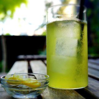レモン緑茶(HAGI CAFE  (ハギ カフェ))