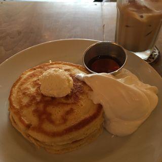 pancake メープル&シャンティ(ナンバー・エー (NUMBER A))