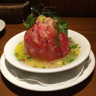 まるごとトマトのマリネ(きっしゅや )