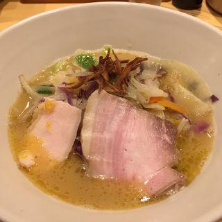 タンメン(饗 くろ喜 (もてなし くろき/饗 くろ㐂))