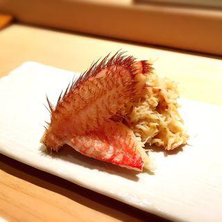 蟹(寿司芳 (すしよし))