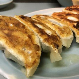 焼き餃子(みんみん (珉珉))