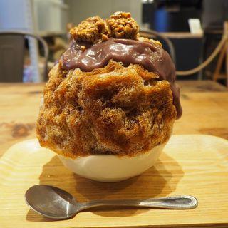 かき氷(COFFEE VALLEY (コーヒーバレー))