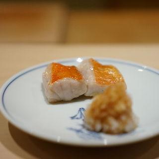 金目の塩焼き(鮨なかむら (すしなかむら))