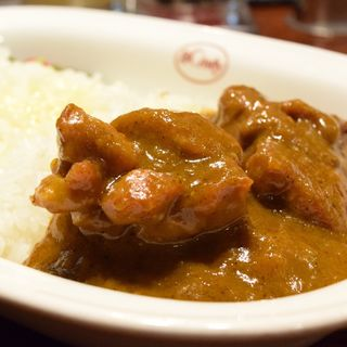 チキンカレー(ボンディ 神保町本店 (Bondy))