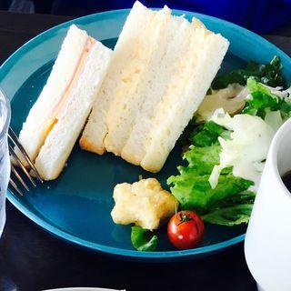 ミックスサンドイッチ(スカイツリーカフェ フロア340 (SKYTREE CAFE))