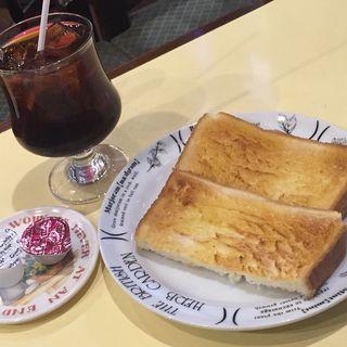 モーニング(喫茶サントス )