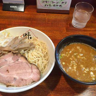 海老つけ麺(味七)