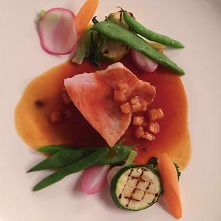 六穀豚のロースト(Restaurant be (レストランビー))