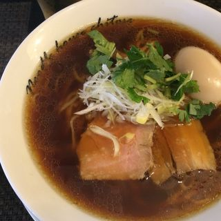 味玉らーめん(麺庵ちとせ)