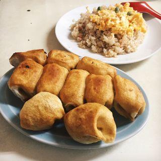 焼餃子(ファイト餃子)