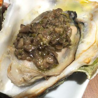 焼き牡蠣 タップナード(カキマル 七条店 (KAKIMARU))