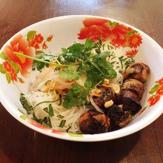 揚げ春巻麺(エスニック カフェ ボー (Ethnic cafe Bo))