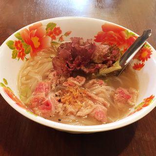 牛肉のフォー(エスニック カフェ ボー (Ethnic cafe Bo))