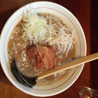 ラーメン(味噌ラーメン専門店 麺と人 京都本店 )