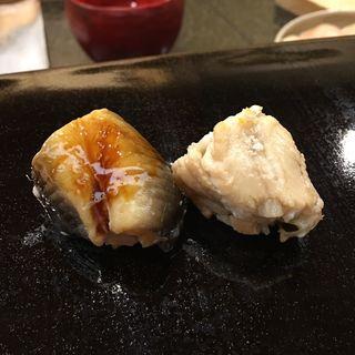 穴子(日本橋蛎殻町すぎた)