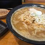 みそラーメン(麺匠 玄龍 (げんりゅう))