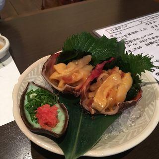 ほや酢(食彩庵 わたつみ )