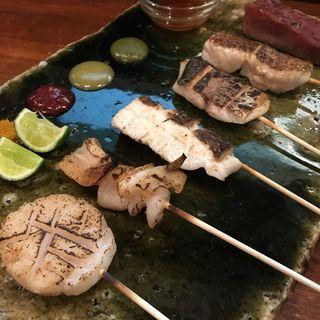 魚串(新鮮具味 (しんせんぐみ))