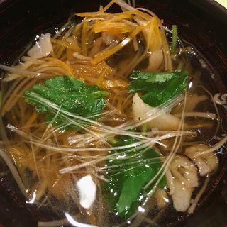 沢煮椀(酒菜処 きっすい )