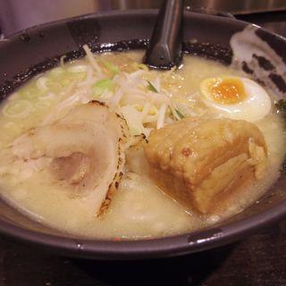 豚骨ラーメン(立川や (たちかわや))