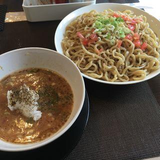 濃厚トマトつけ麺(麺や 五山 )
