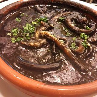 スルメイカ イカ墨煮こみオーブン焼き(KAZ (カズ))