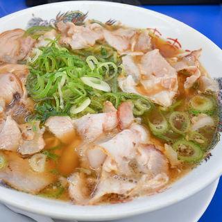 チャーシュー麺(来来亭 藍住店 )