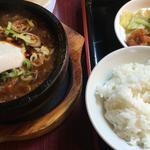 A 頂天麻婆豆腐 ランチ