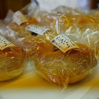ブルーベリー&カシスクリームパン(渡邊ベーカリー (渡辺ベーカリー ワタナベベーカリー))