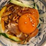 鶏ユッケ(とりビアー 神田駅前店 )