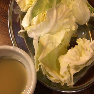 キャベツ(とりビアー 神田駅前店 )