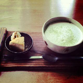 抹茶ラテ(ヤサシイウタ )