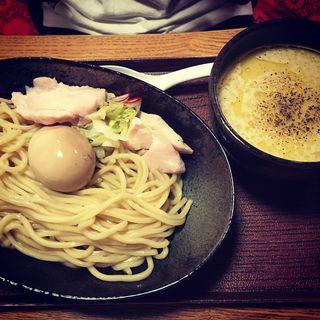 鶏つけsoba(鶏白湯Soba 星麺 )