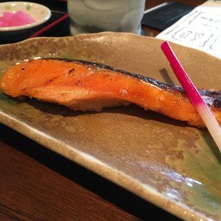鮭の西京焼き(がらり 千駄ヶ谷店 (GALALI))