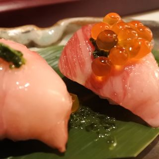 尾崎牛 炙り鮨(肉割烹 吟 ~ぎん~ )