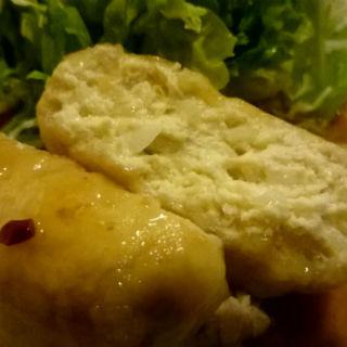 豆腐と鶏ハンバーグ(ラ カーニャ)