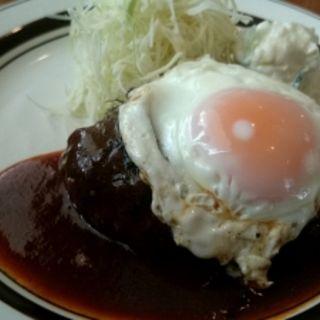 煮込みハンバーグ(限定10食)(レストラン ひらばやし )