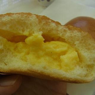 クリームパン(シャンパンベーカリー 桜ヶ丘 (Champagne Bakery))