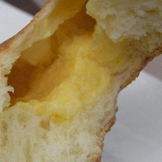 クリームパン(ハチイチベーカリー )