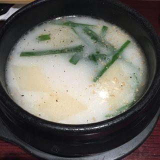 コムタンスープ(叙々苑 代官山店 (ジョジョエン))