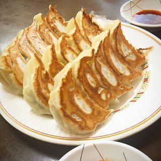 餃子三種盛(福炒家 )