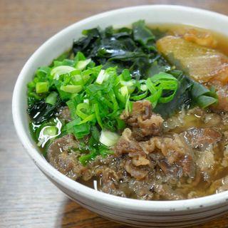 肉うどん(うどん処しんせい2号店 )