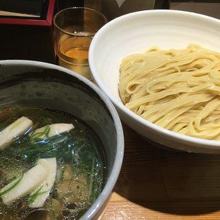 創作塩つけ麺「真蛸」(ラーメン巌哲)