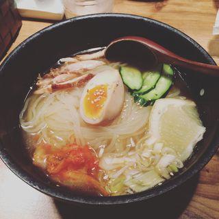 もりおか冷麺(ジョニーヌードル )