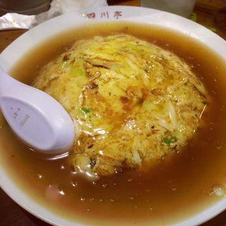 天津飯(四川亭 )