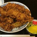 天丼(大黒家天婦羅 別館 (だいこくやてんぷら))